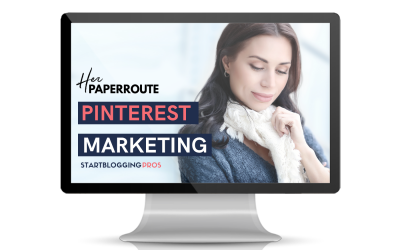 Pinterest Marketing Course – HerPaperRoute Guide To Pinterest
