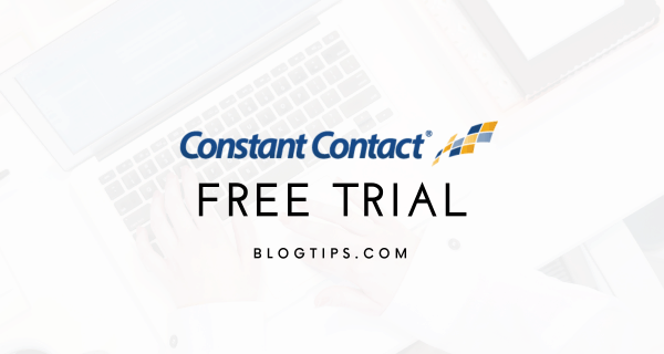 Constant Contact free trial email marketing tools blogtips.com