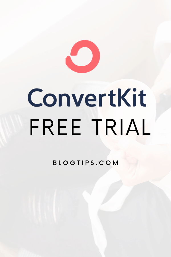 Get a free month of #Convertkit today, right here! #emailmarketing Convertkit free trial, email marketing tools @blogtips_ blogtips.com
