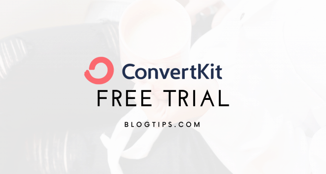Convertkit free trial email marketing tools blogtips.com