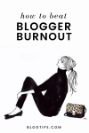 Beat Blogger Burnout - 8 Bloggers Share Incredible Productivity Tips 1