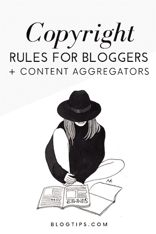Copyright Rules For Bloggers