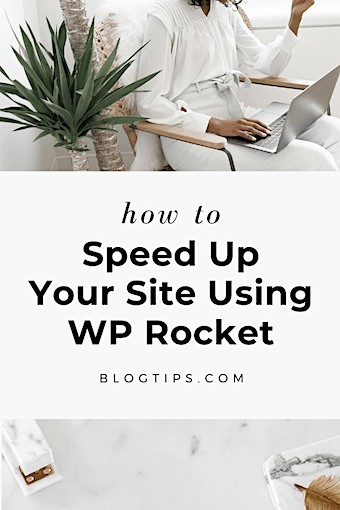 WP Rocket review how to speed up your website best wordpress caching plugin blog tips